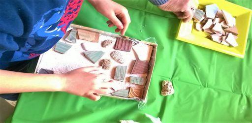 orto-didattico-laboratorio-mattonelle-bambini-arte-sabato-padova-arcadia-volontariato-auser-terry