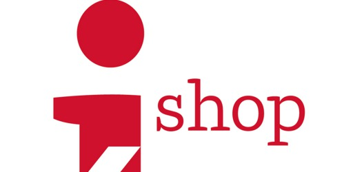 logo i shop