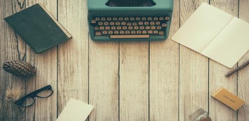 typewriter-