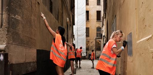 VOLONTARIATO - progetto Tanti per Tutti e progetto CESVOT - Enrico Genovesi