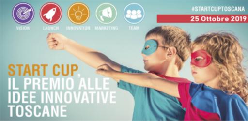 Poster - StartCup Toscana 2019-0012