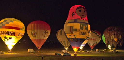 Il balloon glow