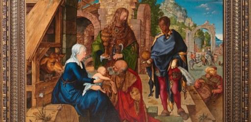 Adorazione-dei-Magi_Dürer