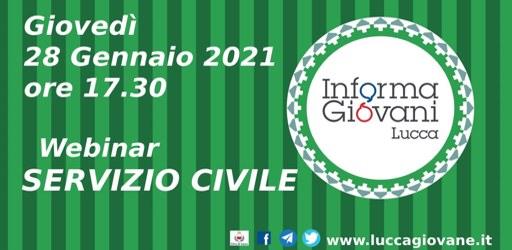 2021_Servizio Civile_Sito
