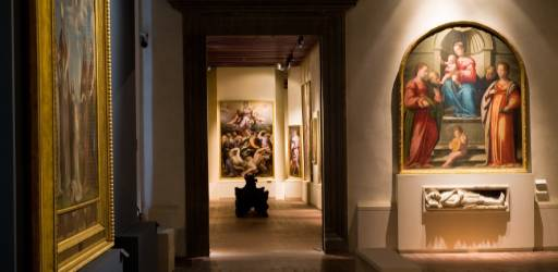 Villa Guinigi- sale Dal Rinascimento alla controriforma(1)