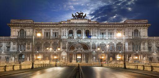 Palais de Justice Rome Cour suprême de cassation